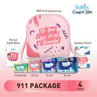 Softex 911 First Period Kit