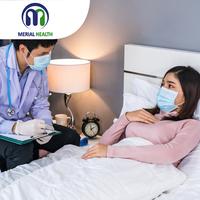 Visit Dokter (Homecare) - Klinik Merial Health