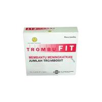 Trombufit Bubuk (1 Box @ 6 Sachet)