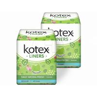 Kotex Liners Daun Sirih 40s (2 Pack)