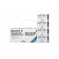 Neurovit-E Tablet (1 strip @ 10 tablet)