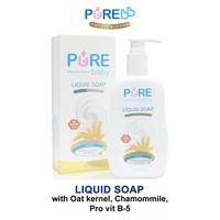 Pure Baby Liquid Soap For Baby Sensitive Skin Original 230 ml