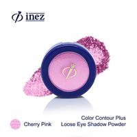 Inez Loose Eyeshadow Powder Cherry Pink