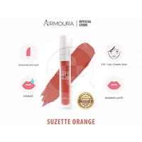 Armoura Matte Nude Lipmoist (03 Suzette Orange)