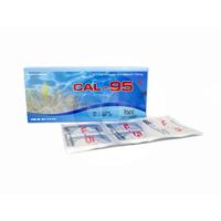 Cal-95 Kaplet (5 Strip @ 6 Kaplet)