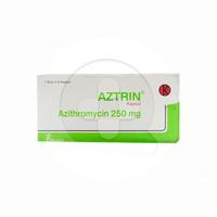 Aztrin Kapsul 250 mg (1 Strip @ 6 Kapsul)