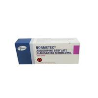 Normetec Tablet 5/20 mg (1 Strip @ 10 Tablet)