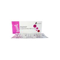 Inamid Tablet 2 mg (10 Strip @ 10 Tablet)