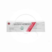 Antihemoroid Suppositoria (1 Suppositoria)
