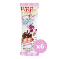 WRP Low Fat Milk Chocolate 6 x 60 g
