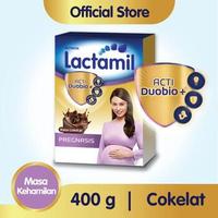 Lactamil Pregnasis Minuman Ibu Hamil Coklat 400 g