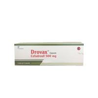 Drovax Kapsul 500 mg (3 Strip @ 10 Kapsul)