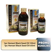 Gautama Promo - Hemani Black Seed 60 ml dan 125 ml