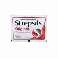 Strepsil Original Tablet (1 Sachet @ 6 Tablet Hisap)