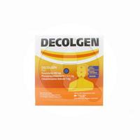 Decolgen Tablet (1 Strip @ 4 Tablet)