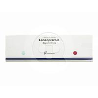 Lansoprazole Indofarma Kapsul 30 mg (2 Strip @ 10 Kapsul)