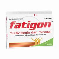 Fatigon Kaplet (1 Strip @ 4 Kaplet)