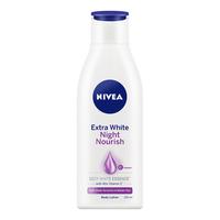NIVEA Extra White Night Nourish Lotion 200 ml