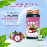 PROMO - Borobudur Herbal Mastin Kapsul (100 Kapsul)