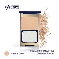 Inez Color Contour Plus Compact Powder - Natural Glow