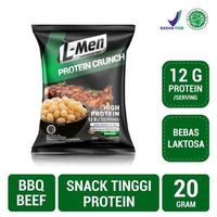 L-Men Protein Crunch BBQ Beef 20 g