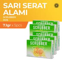 Scrubber Jeruk Dus 6's @ 7.1 g (5 pcs)