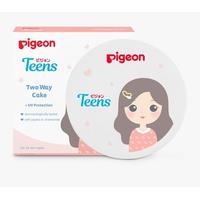 PIGEON Two Way Cake 14 g - Warm Beige