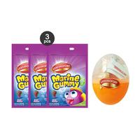 Cerebrofort Marine Gummy Grape x Egg Building Puzzle