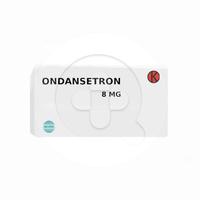 Ondansetron Tablet 8 mg (1 Strip @ 6 Tablet)