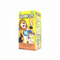 Hirokids sirup rasa jeruk 60 ml (1 Botol @ 60 ml)