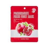 Shinetree Pomegranate Fresh Fruit Mask Sheet 23 g