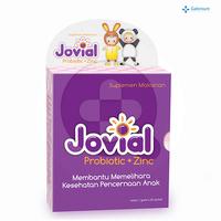 Jovial Probiotic + Zinc Sachet (Box - 20 Sachet)