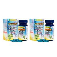 Dami Sariwana Thyponisix Kapsul (1 Botol @ 60 Kapsul) - Twinpack