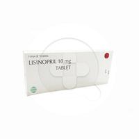 Nopril Tablet 10 mg (1 Strip @ 10 Tablet)