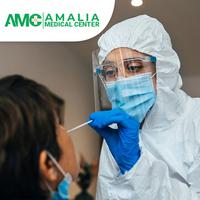 Rapid Swab Antigen Test COVID-19 -  Klinik Utama Amalia Medical Center