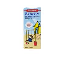 Etafen 100 mg/5 ml Suspensi Rasa Jeruk 60 ml
