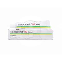 Transpulmin BB Balsam 10 g