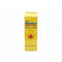 Betadine Larutan Antiseptik 30 mL
