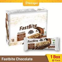 Prosana Fastbite Sereal Bar Rasa Cokelat (Box @ 12 Pcs)