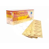 Bronkris Tablet 8 mg (1 Strip - 10 Tablet)