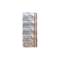 Ramipril Kaplet 5 mg (1 Strip @ 10 Kaplet)