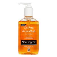 Neutrogena Oil Free Acne Wash 175 ml