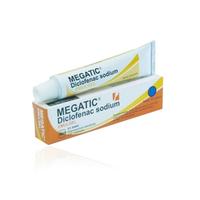 Megatic Emulgel 20 g