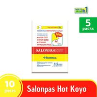 Salonpas Multipack - Koyo Pereda Nyeri Hot isi 10
