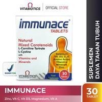 Vitabiotics Immunace Tablet (30 Tablet)