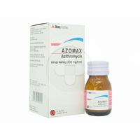 Azomax Sirup Kering 15 mL