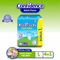 Confidence Popok Celana L 4