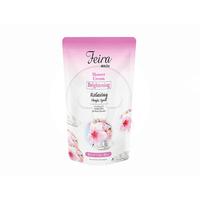FEIRA White Sakura Shower Cream Refill 850 mL