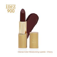 Inez 900 Intense Color Moisturizing Lipstick - Sparkling Cherry