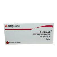 Teosal Tablet (10 Strip @ 10 Tablet)